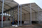 Realizace montované haly